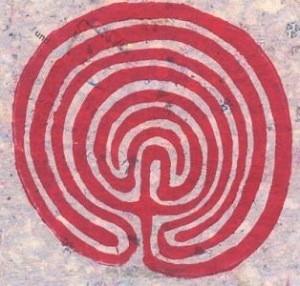 celtic maze